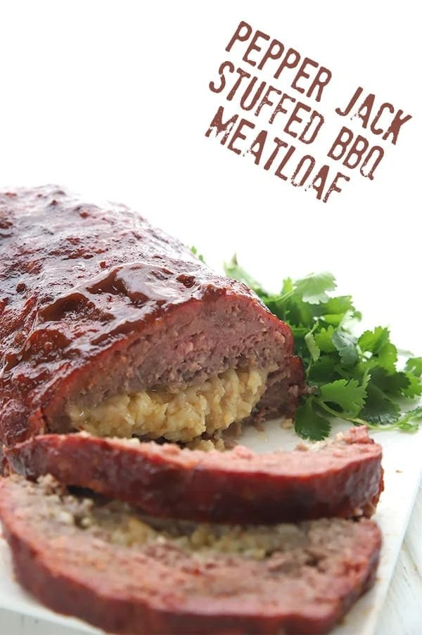 Pepper Jack Stuffed Meatloaf Recipes All Day I Dream About Food
