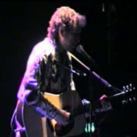 Feb 9: Bob Dylan: I & I, Hammersmith Apollo London, England - 1993 (Video)