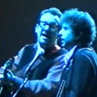 March 31: Bob Dylan & Elvis Costello: I Shall Be Released, London (video)