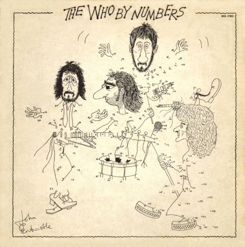 October Song For Teaching About The Months Lyrics And October 3 The Who Released The Who By Numbers In 1975