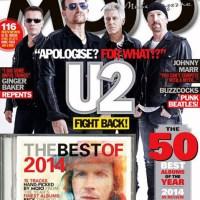Best albums of 2014 according to MOJO & Q Magazine