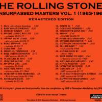 The Rolling Stones: Unsurpassed Masters – Volume 1 (1963-1964) (30 outtakes)