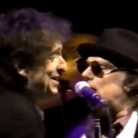 Bob Dylan & Van Morrison: More and More, New York City 1998