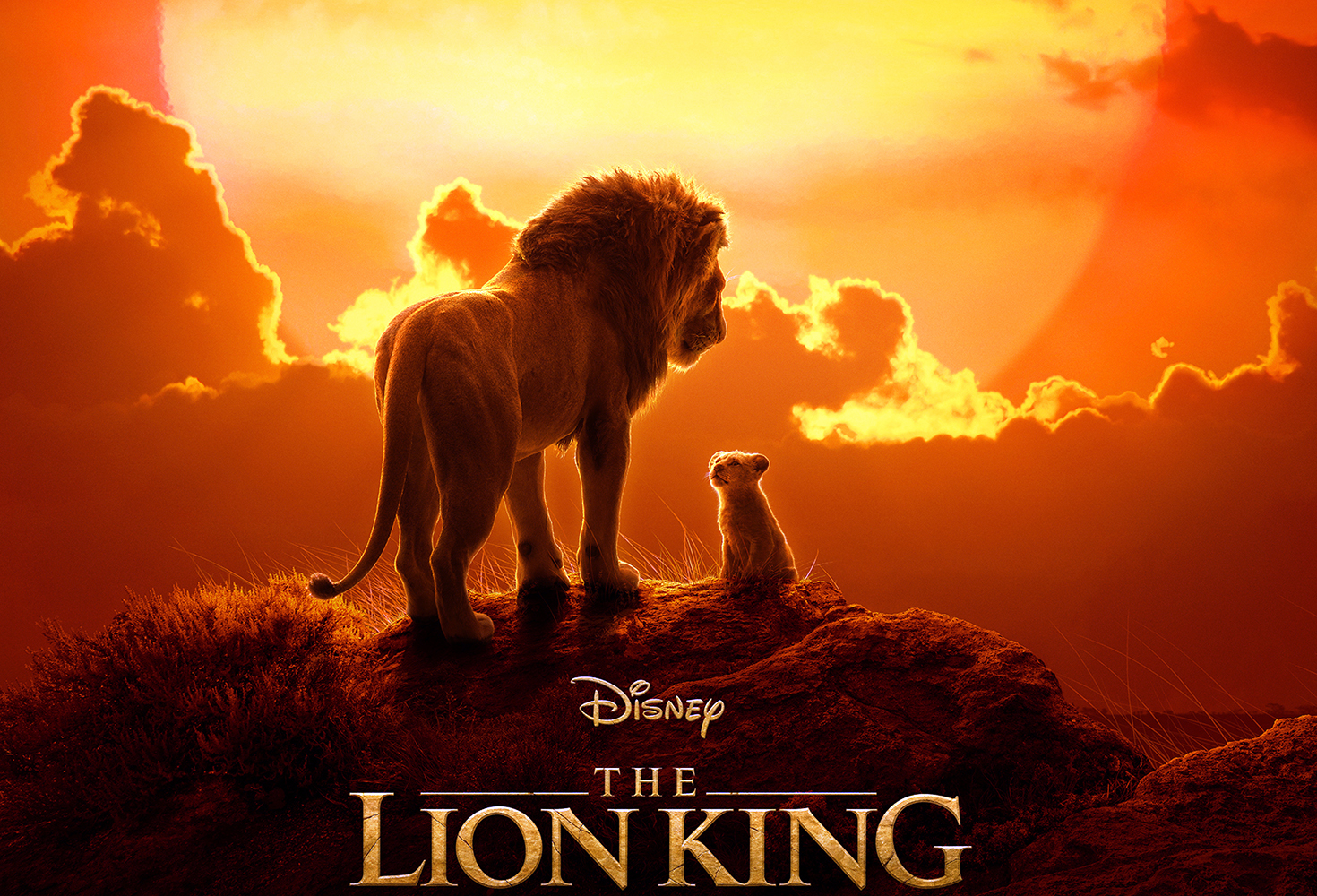 disney the lion king movie july 19 2019 trailer trailers with king