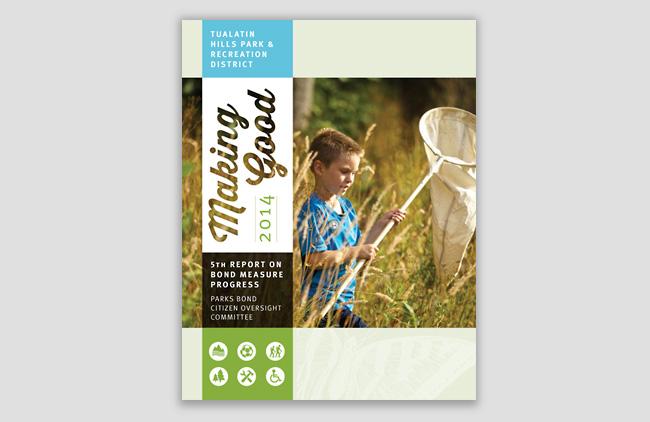 Park District Annual Reports \u2013 Allegro Design