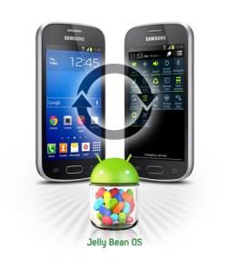 Smartfon SAMSUNG Galaxy Trend Lite PACZKOMATY