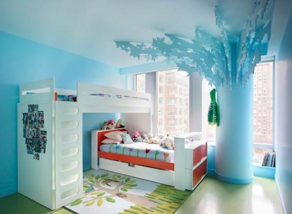 Chestha Schräge Idee Kinderzimmer - idee kinderzimmer streichen