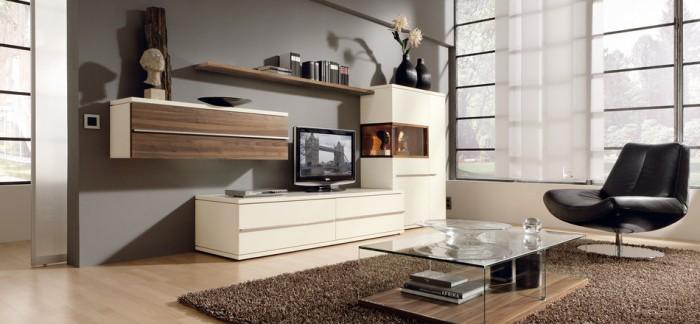 ▷ 25 modern gestaltete Wohnzimmer - wohnideen wohnzimmer modern