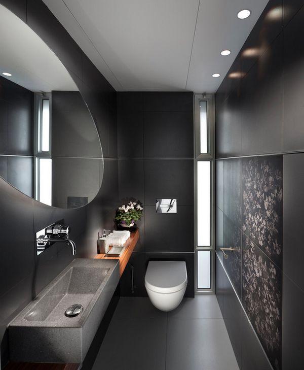 ▷ 50 graue Designs - badezimmer in grau