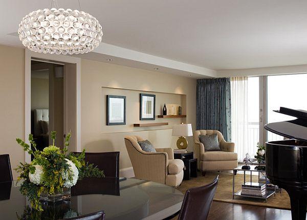 ▷ 10 fabelhafte Pendel Beleuchtung Ideen für Ihr Wohnzimmer - beleuchtung wohnzimmer ideen