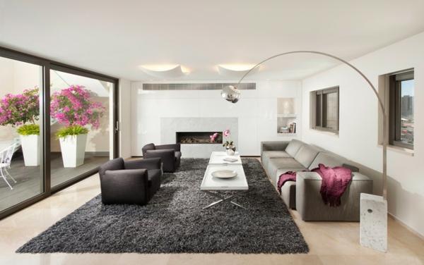 Stillvolle Und Praktische Stehlampen Fur Ihr Interieur