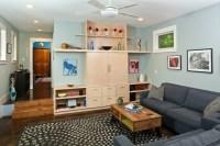 Ein drastischer Umbau in einem Haus in Austin