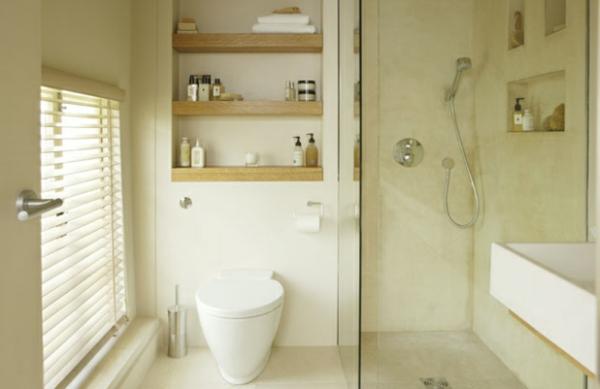 Ideen Für Kleine Bäder Mit Dusche | Badideen Modern