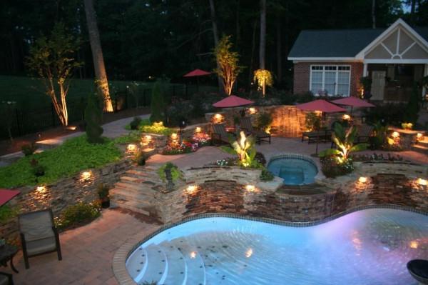 ▷ Beleuchtung für den Garten - clevere Tipps zur Gartengestaltung - gartengestaltung tipps