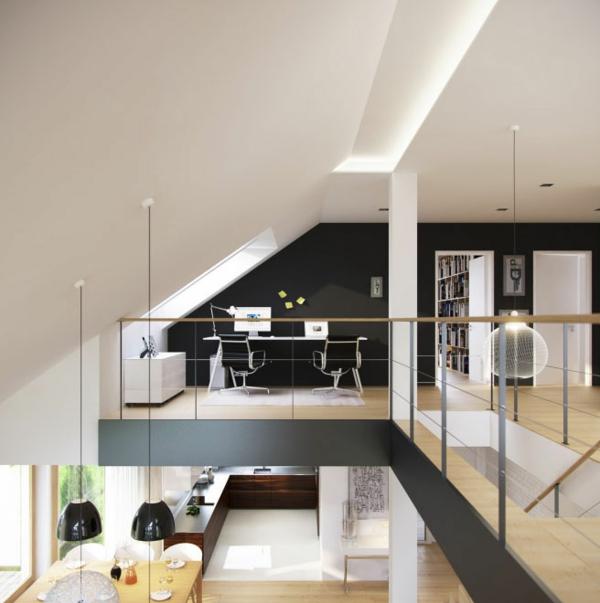 moderne-einrichtungsideen-halbgeschoss-offene-räume-arbeitsbereich