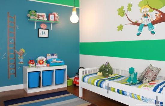 ▷ Jugendzimmer für Jungen - das perfekte Ambiente für Ihren Sohn - kinderzimmer gestalten wand