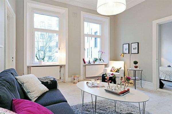 ▷ Kleines Wohnzimmer einrichten - 20 Ideen für mehr Geräumigkeit - groses wohnzimmer einrichten
