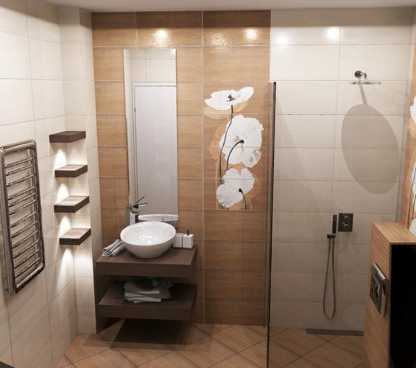▷ Badideen Kleines Bad - interessante Interieurentscheidungen - badideen fur kleine bader