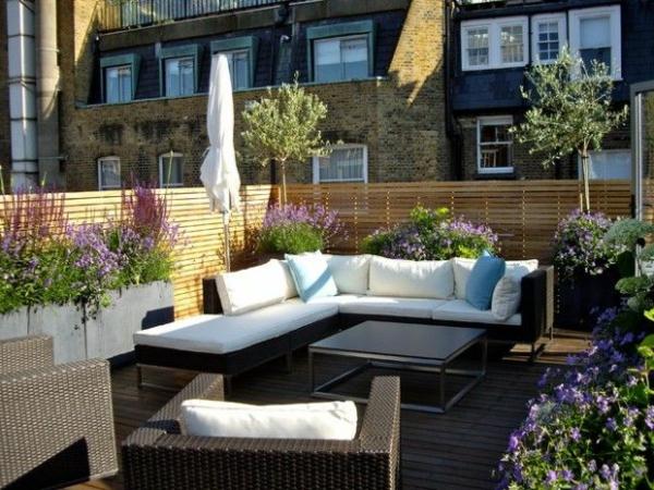 ▷ Terrassengestaltung Beispiele, die Sie inspirieren - Bilder - terrassengestaltung beispiele