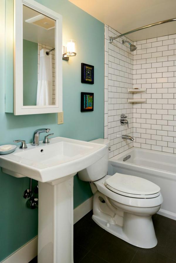 Kleine Bäder Gestalten ▷ Tipps \ Tricks Füru0027s Kleine Bad u2013 Bauen - badideen fur kleine bader