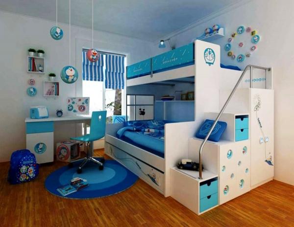 Chestha Dekoration Kinderzimmer Dekor - kinderzimmer blau mdchen
