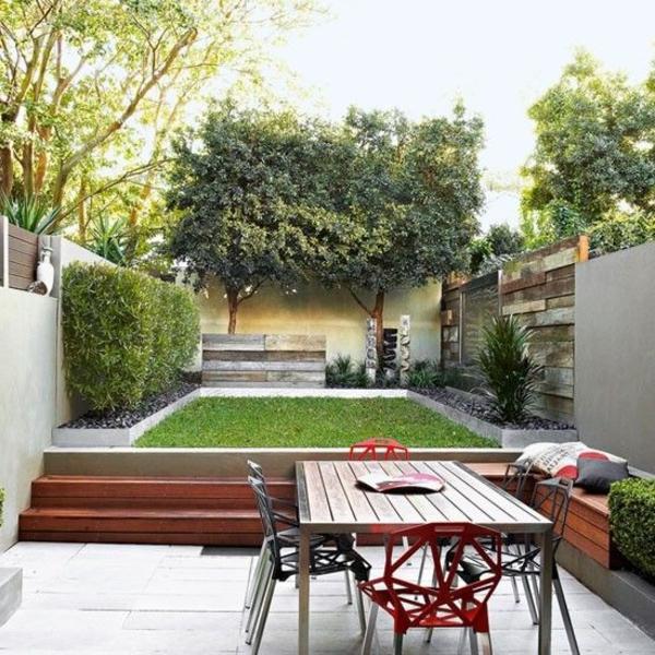 ▷ 1001+ Gartenideen für kleine Gärten - tolle Designvorschläge - gartengestaltung kleine garten