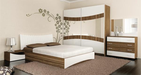 Chestha Schlafzimmer Wandfarbe Idee - schlafzimmer gestalten wandfarbe