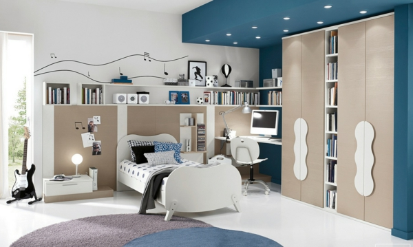 ▷ Jugendzimmer gestalten - Inspiration in Bildern - jugendzimmer gestalten
