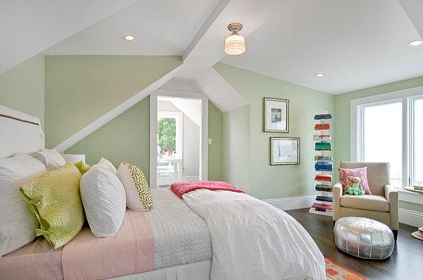 ▷ Pastell Wandfarben lassen das Zimmer gemütlicher ausehen - schlafzimmer gestalten wandfarbe