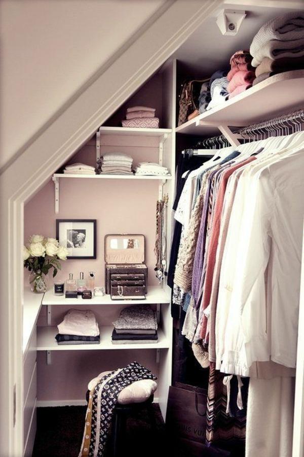 ▷ Ankleidezimmer Dachschräge, der Traum jeder Frau - ankleidezimmer