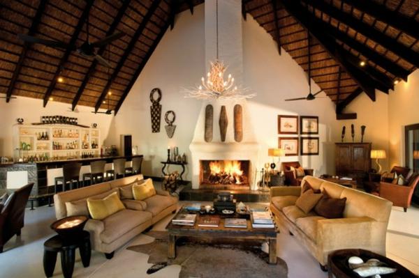 Afrikanisches Schlafzimmer  Moderne Traumh228;user K246;nnen Auch Herrliche Residenzen Sein