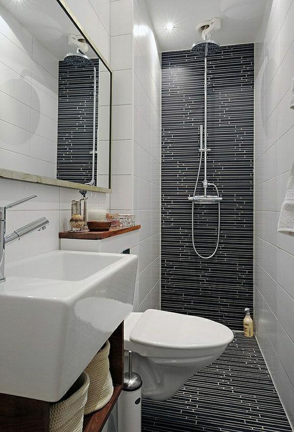 ▷ Fliesen für kleines Bad -groß, klein, mittelgroßWelche - kleines badezimmer fliesen ideen