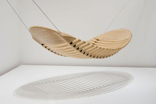 Designer Hangematte Metall Gestell - Design