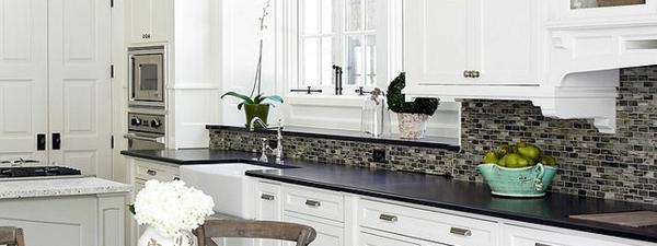 Awesome Küche Wandgestaltung Ideen Gallery - House Design Ideas - kuchenwandgestaltung ideen fliesen glas