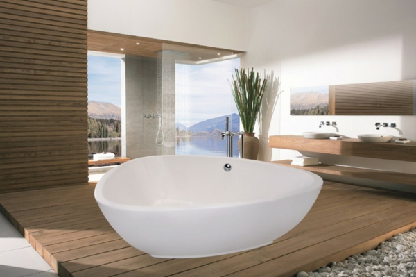 Freistehende Badewanne Mit Füßen