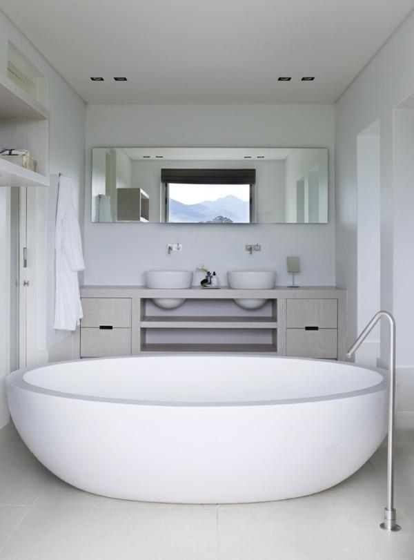 Runde Waschbecken Badezimmer