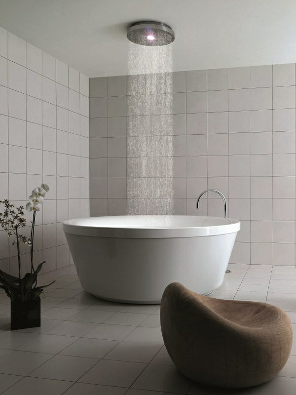 Design Im Bad 20 Runde Badewanne Designs, Die Das Bad In Ein Paredies