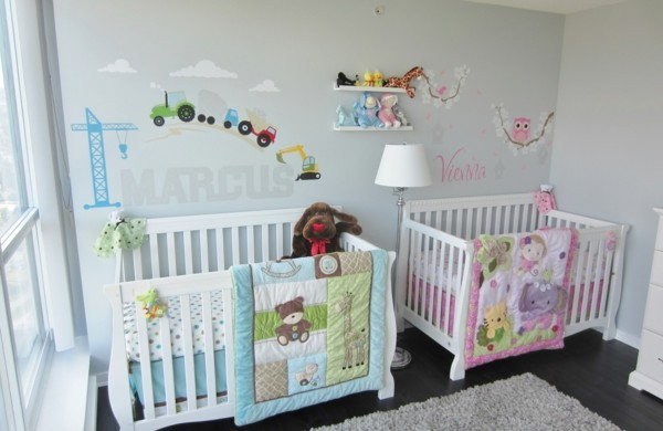 Babyzimmer Junge ~ Alle Ideen für Ihr Haus Design und Möbel - babyzimmer madchen und junge