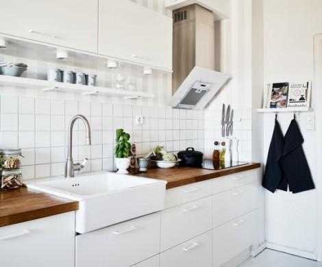 Skandinavisches Design Küche loopele - skandinavisches kuchen design sorgt fur gemutlichkeit