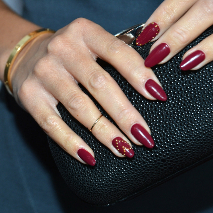 Roter Sessel Nageldesign In Rot - 51 Inspirationsbilder Und