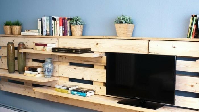 ▷ 70 Ideen für Möbel aus Paletten und andere schlaue Ideen! - wohnideen zum selber bauen