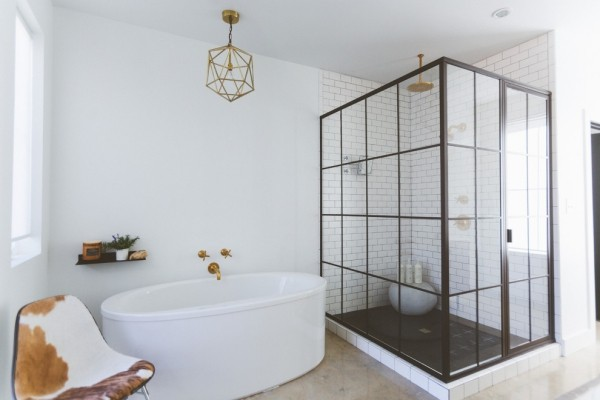 Badezimmer Mit T Loesung