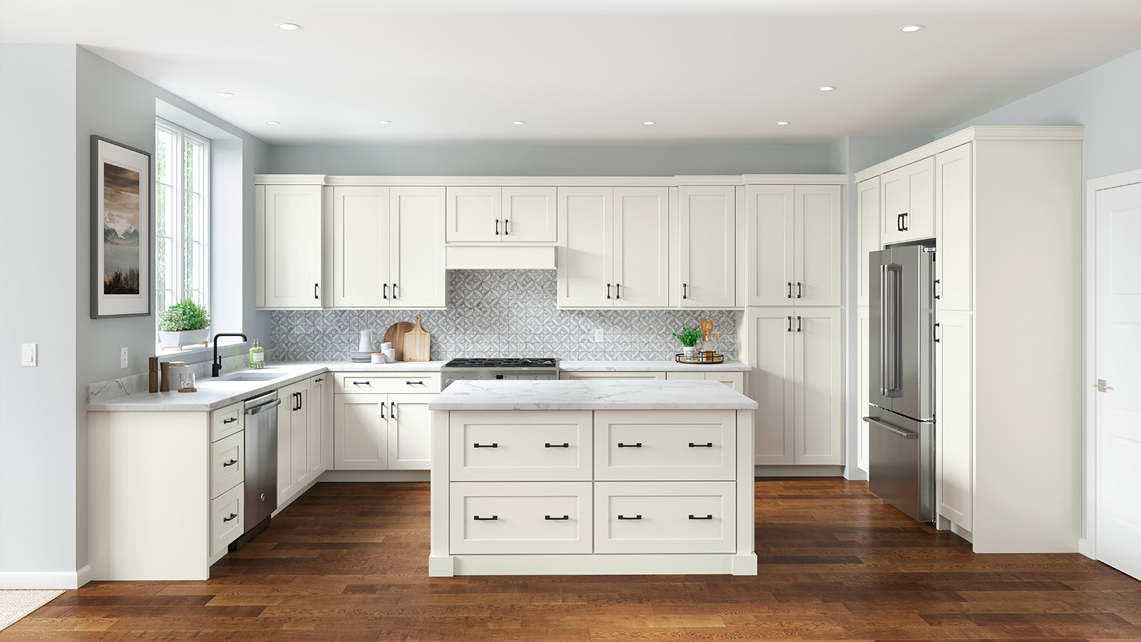 Allen Roth Cabinetry Find Your Style