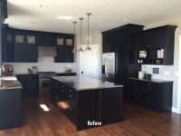 Cabinet Painting Projects | Allen Brothers Cabinet Painting