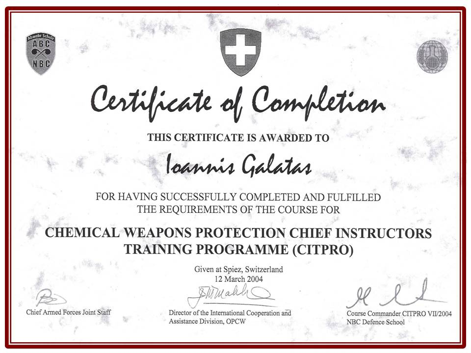 certificate of completion of training - Onwebioinnovate - certificate of completion training