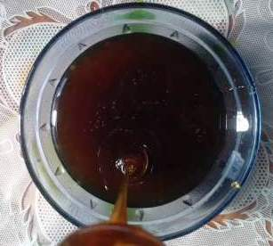 raw honey home remedy for dust mite allergy