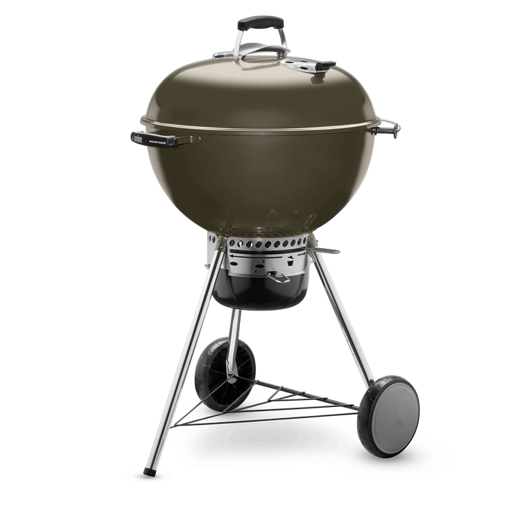 Weber Grill Master Touch 57 Cm Weber Master-touch Gbs Special Edition 57 Cm Smoke Grey