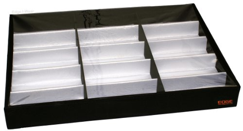 15 Piece Sunglass Display With Clear Lid