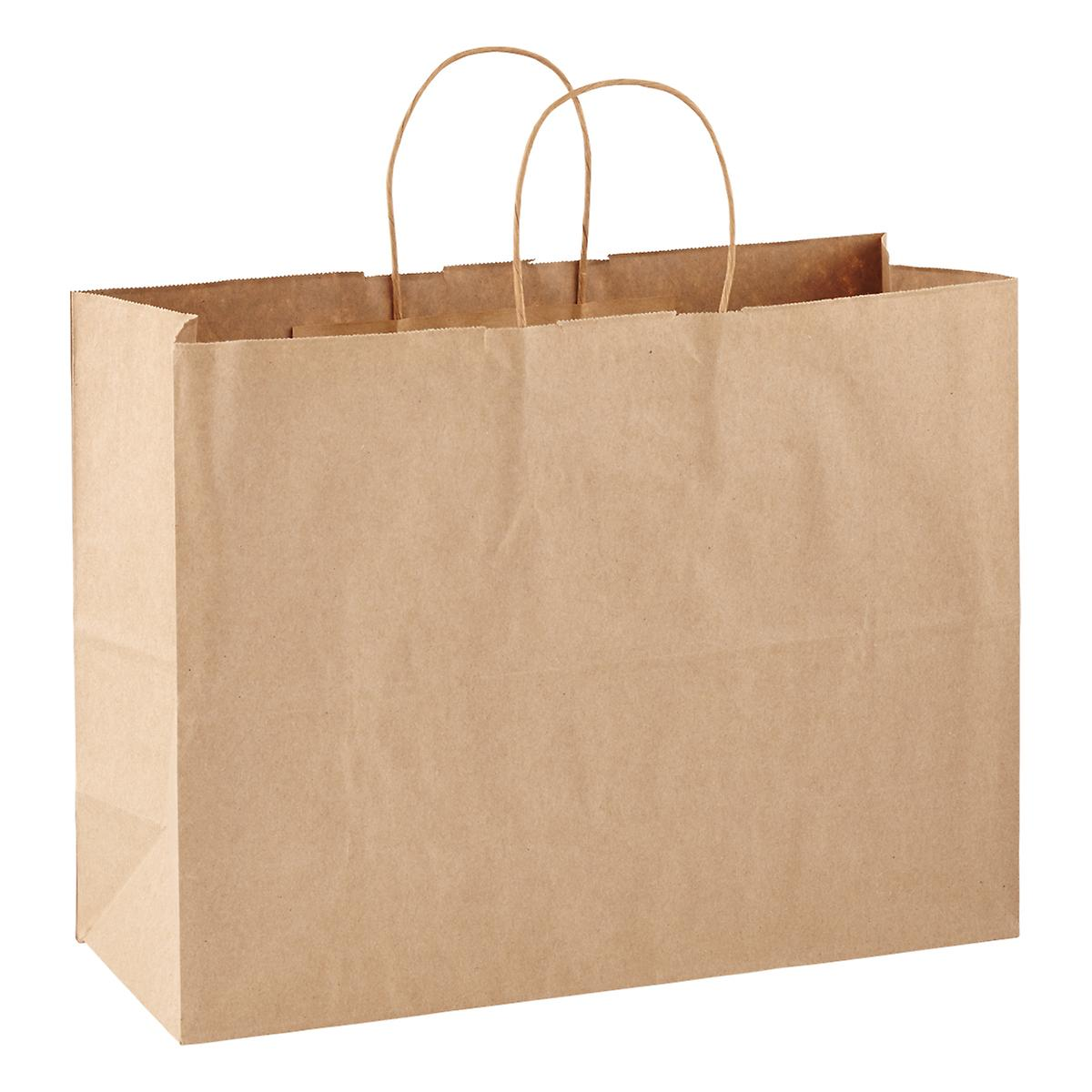 Brown Paper Bags With Handles Kmart Brown Paper Bag All Fashion Bags