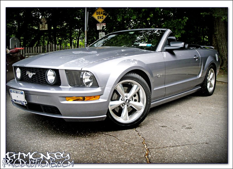 Poco Koblenz 2007 Mustang Gt.stock Rim Size? - Ford Mustang Forum